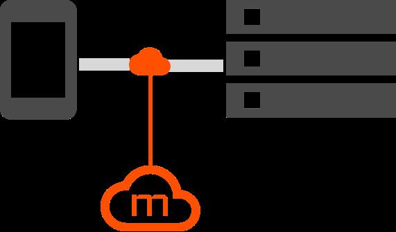 Cloud Proxy Diagram