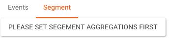 aggregations segmentation